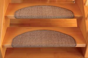 Schön und vor allem praktisch – Stufenmatten von Textilshop.at